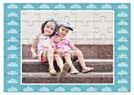 Skladačka, Škôlkarské puzzle, 9 prvkov