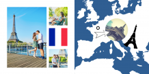 Fotokniha Francúzske dovolenkové dobrodružstvo, 20x20 cm
