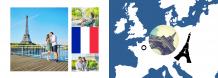 Fotokniha Francúzske dovolenkové dobrodružstvo, 30x20 cm