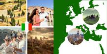 Fotokniha Talianske dovolenkové dobrodružstvo, 20x20 cm