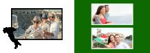 Fotokniha Talianske dovolenkové dobrodružstvo, 30x20 cm