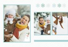 Fotokniha Naše zimné chvíle, 20x30 cm