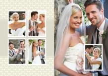 Fotokniha Spomienka na našu svadbu, 20x30 cm