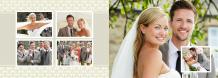 Fotokniha Spomienka na našu svadbu, 30x20 cm