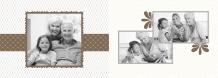 Fotokniha Z rodinného albumu, 30x20 cm