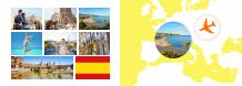 Fotokniha Španielske dovolenkové dobrodružstvo, 30x20 cm