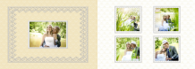 Fotokniha Vysnívaná svadba, 30x20 cm