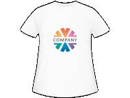 Tričko detská, Firemné tričká s logom