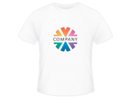 Tričko pánska, Firemné tričká s logom