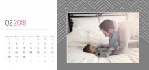 Kalendár, Váš kalendár na každú príležitosť, 22x10 cm