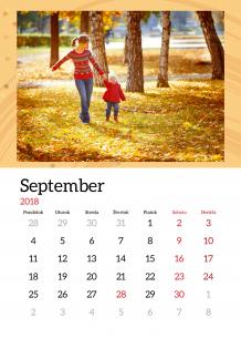 Kalendár, Čarovných 365 dní, 20x30 cm