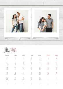 Kalendár, Najnovšie spomienky, 30x40 cm