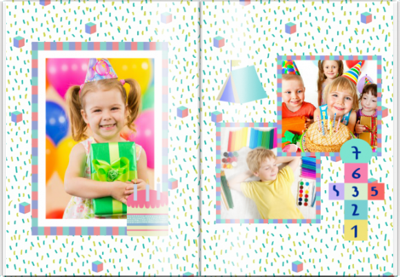Fotokniha Sladké chvíle predškoláka, 20x30 cm