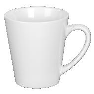 Hrnček latte, Prázdna šablóna