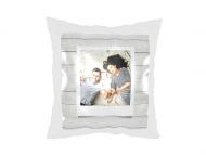 Dekorační polštář soft, polyester, Najnovšie spomienky, 38x38 cm