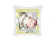 Dekorační polštář soft, polyester, Medvedíkové sny, 38x38 cm