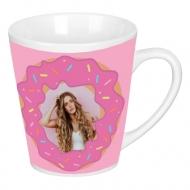 Hrnček latte, Prekvapenie