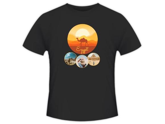 Tričko pánska, Egypt