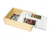 Drevená krabička, Nejčerstvější vzpomínky    , 12x17 cm