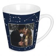 Hrnček latte, I love You to the Moon and back