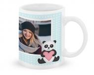 Hrnček, Valentinská panda