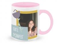 Hrnček, Girl power