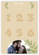 Plagát, Vítame svadobných hostí, 50x70 cm