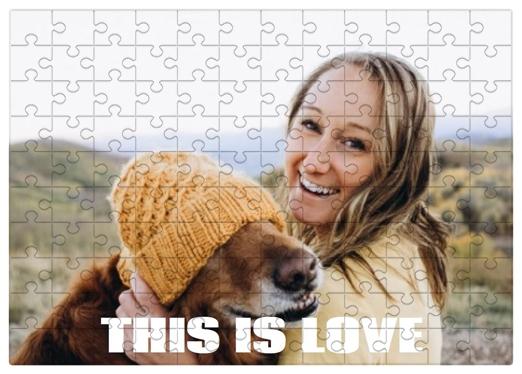 Skladačka, This is Love, 600 prvkov