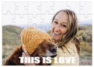 Skladačka, This is Love, 60 prvkov