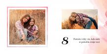Fotokniha Najlepšia maminka - 12 dôvodov , 20x20 cm