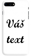 Obal na mobil, Váš text