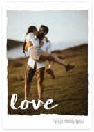 Plagát, To je láska, 30x40 cm