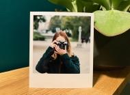 Fotka Retro 10x12 prémiový hodvábny papier