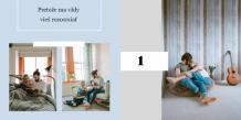 Fotokniha 12 dôvodov, prečo si najlepším muzom, 20x20 cm