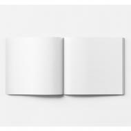 Mäkká fotokniha Prázdna šablóna, 20x20 cm