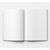 Mäkká fotokniha Prázdna šablóna, 20x30 cm