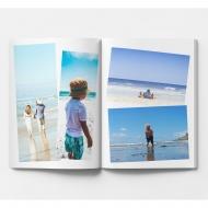 Mäkká fotokniha Váš prázdninový projekt , 15x20 cm