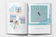 Mäkká fotokniha Oceán, 20x30 cm