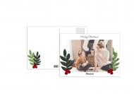 Fotopriania Vianočná pohľadnica , 20x15 cm