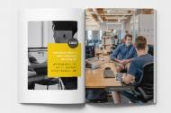 Mäkká fotokniha Katalóg marketingovej agencie, 15x20 cm