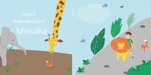 Fotokniha Lesné dobrodružstvo (chlapec), 20x20 cm