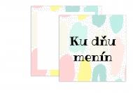 Fotopriania Ku dňu menín, 14x14 cm
