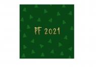 Fotopriania PF 2021 Stromčeky, 14x14 cm