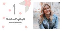Fotokniha Najlepšie dievča - 12 dôvodov, 20x20 cm