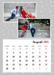 Kalendár, Kalendár plný lásky, 20x30 cm