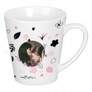 Hrnček latte, Simple