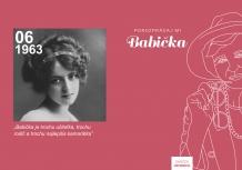 Fotokniha Porozprávaj mi -Babička, 20x30 cm