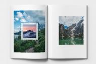Mäkká fotokniha Portfólio Vašich fotografií, 15x20 cm