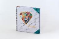 Fotoalbum Diamant 200 fotografií, 21x22 cm