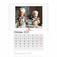 Trojmesačný kalendár , Naše spomienky, 30x85